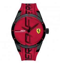 Orologio uomo Scuderia Ferrari RedRev FER0830617