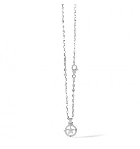 Collana Comete gioielli Stella Polare uomo UGL 655
