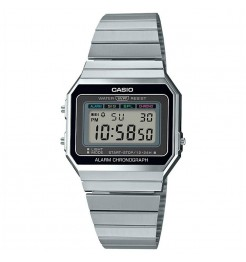 Orologio digitale Casio vintage collection a700we-1aef unisex