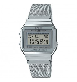 Orologio digitale Casio vintage collection A700WEM-7AEF unisex