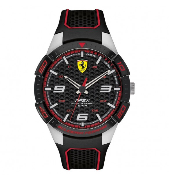 prezzo più basso 9dd37 c64d0 Orologio uomo Scuderia Ferrari Apex FER0830630