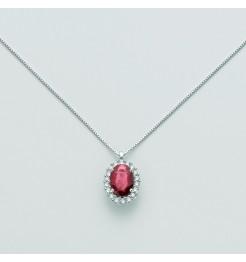 Collana Yukiko le parure gemme preziose gioiello donna CLD4102Y