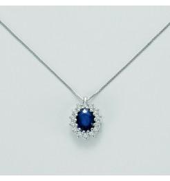 Collana Yukiko le parure gemme preziose gioiello donna CLD4107Y