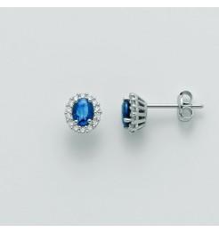 Orecchini Yukiko le parure gemme preziose gioiello donna ERD2393Y