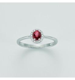 Anello Yukiko le parure gemme preziose gioiello donna LID3273Y