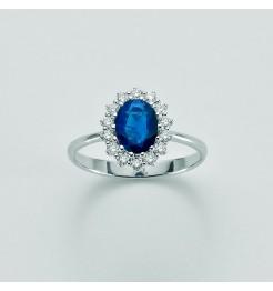 Anello Yukiko le parure gemme preziose gioiello donna LID3284Y
