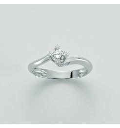 Anello Yukiko le parure diamanti gioiello donna LID5181Y-020G7