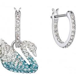 Orecchini Swarovski iconic swan gioielli donna 5512577