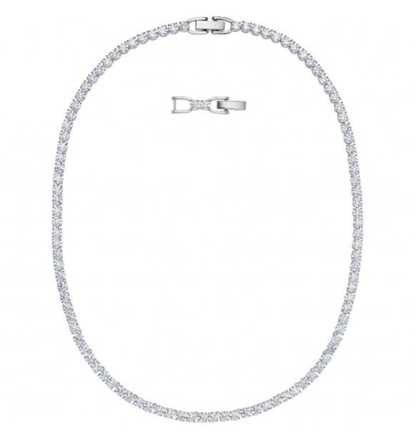 a basso prezzo 454ad 4a5ff Collana Swarovski Tennis deluxe gioielli donna 5494605