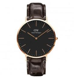 Orologio Daniel Wellington Classic black York DW00100128