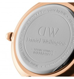 retro Daniel Wellington Classic petite Sheffield DW00100230