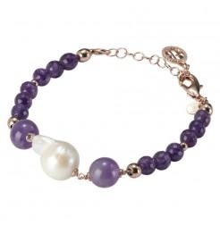 Bracciale Boccadamo jewels perlamia gioiello donna BR543RS