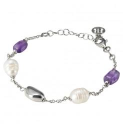 Bracciale Boccadamo jewels perlamia gioiello donna BR551