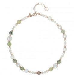 Collana Boccadamo jewels perlamia gioiello donna GR738RS
