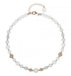 Collana Boccadamo jewels perlamia gioiello donna GR744RS