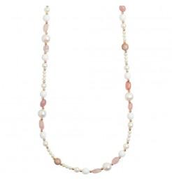 Collana Boccadamo jewels perlamia gioiello donna GR749RS