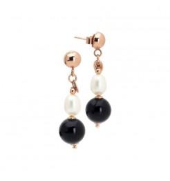 Orecchini Boccadamo jewels perlamia gioiello donna OR718RS