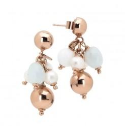 Orecchini Boccadamo jewels perlamia gioiello donna OR728RS