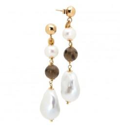 Orecchini Boccadamo jewels perlamia gioiello donna OR734D