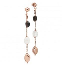 Orecchini Boccadamo jewels perlamia gioiello donna OR745RS