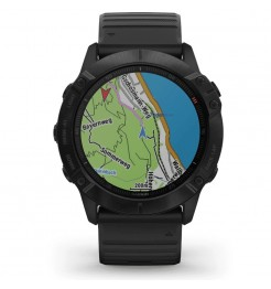 GPS e mappe Garmin Fenix 6X Pro saphire smartwatch 010-02157-11