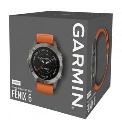 confezione Garmin Fenix 6 Pro saphire smartwatch 010-02158-14