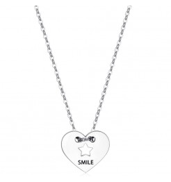 Collana Sagapo be my always gioiello donna SBM39