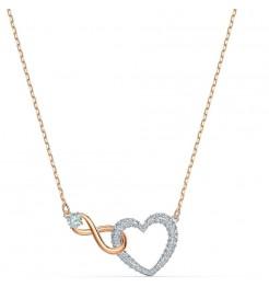 Collana Swarovski Infinity gioiello donna 5518865