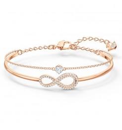 Bracciale Swarovski Infinity gioielli donna 5518871