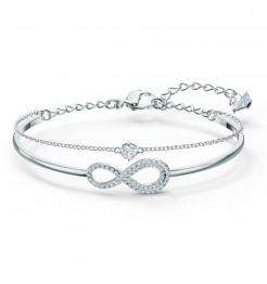 Bracciale Swarovski Infinity gioielli donna 5520584
