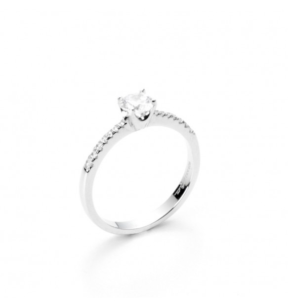 Anello 4US Cesare Paciotti diamond 5 donna 4UAN3227W