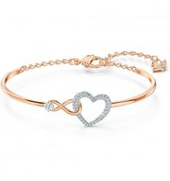 Bracciale Swarovski Infinity gioielli donna 5518869