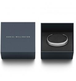 Daniel Wellington Classic silver satin white