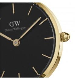 dettaglio Daniel Wellington Classic petite Evergold 32 mm DW00100347