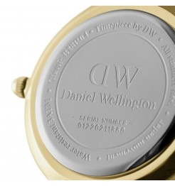 retro Daniel Wellington Classic petite Evergold 32 mm DW00100348