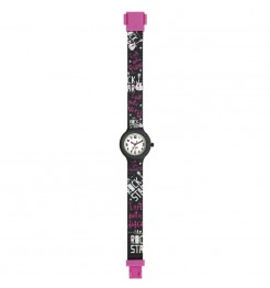 Orologio Hip Hop kids fun rock star HWU0903