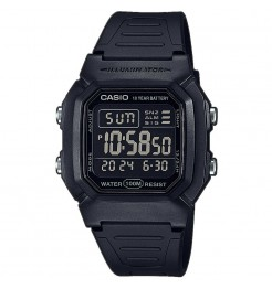 Orologio digitale Casio vintage collection W-800H-1BVES