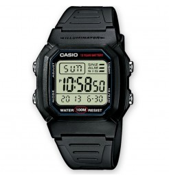 Orologio digitale Casio vintage collection W-800H-1AVES