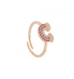 Anello Boccadamo jewels Gaya donna GAN016RS