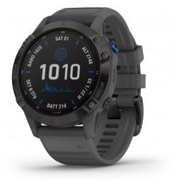 Smartwatch Garmin Fenix 6 PRO Solar 010-02410-11