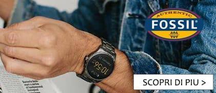 Fossil smartwatch orologi 2017