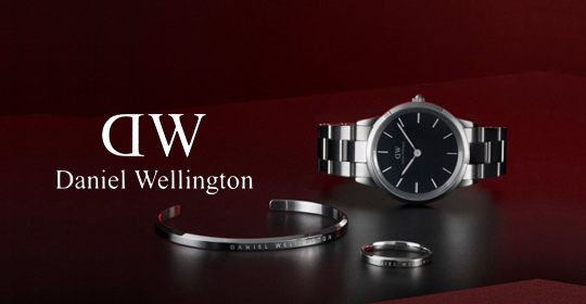iconic link daniel wellington