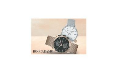 Boccadamo presenta i nuovi orologi!